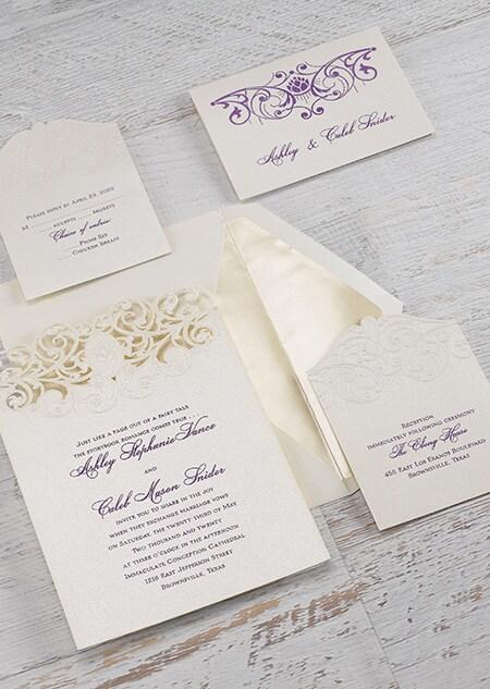 Tiana Beautiful Bayou invitations