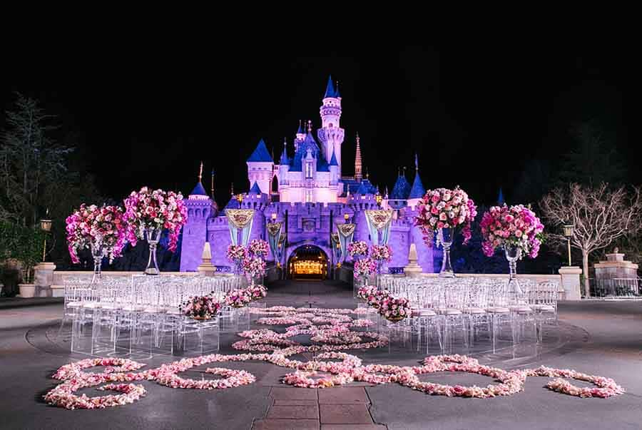 Announcing Two Disney S Fairy Tale Weddings Showcases In 2019