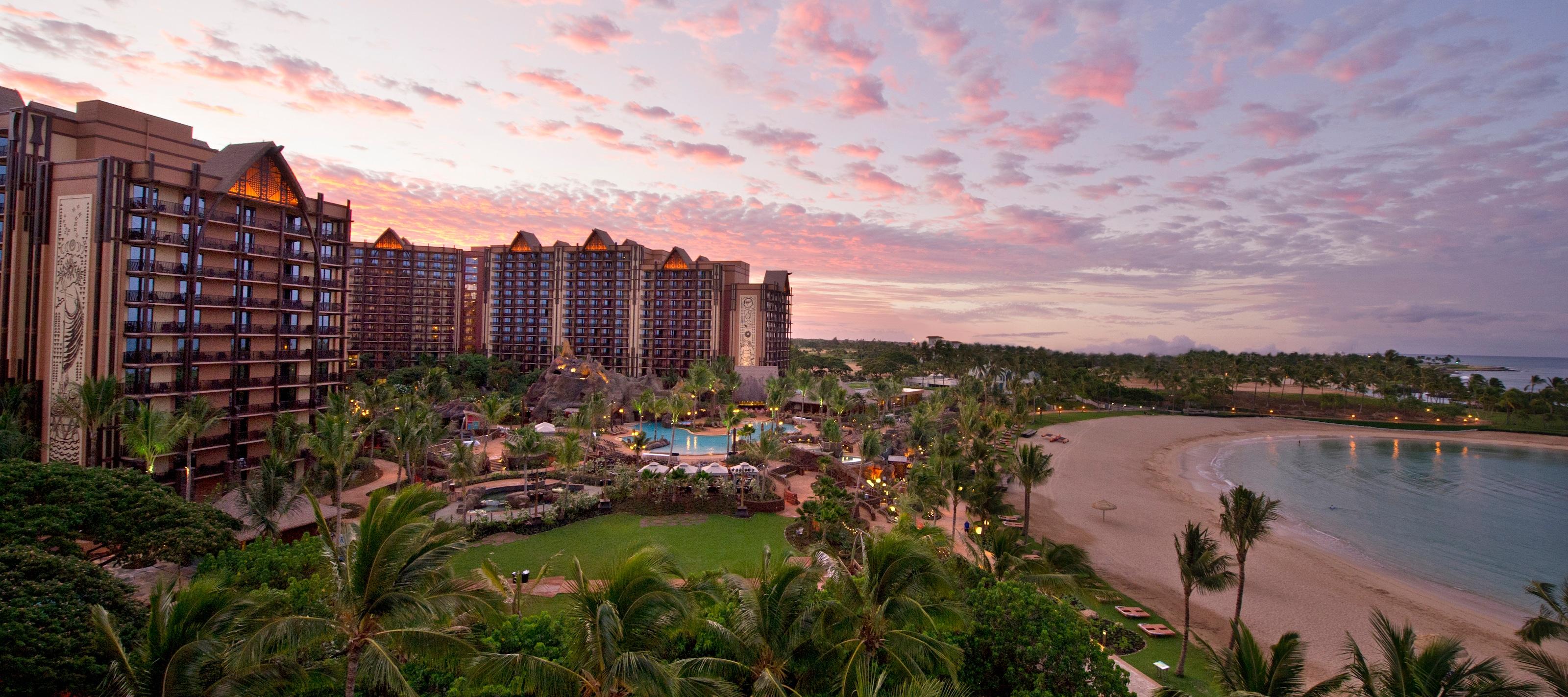 Aulani, A Disney Resort & Spa – Hawai´i