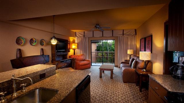 Rooms Points Disney S Animal Kingdom Villas Kidani Village