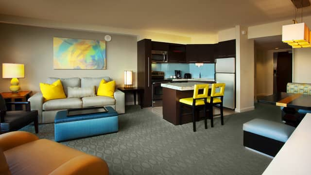 Rooms Amp Points Bay Lake Tower At Disney S Contemporary