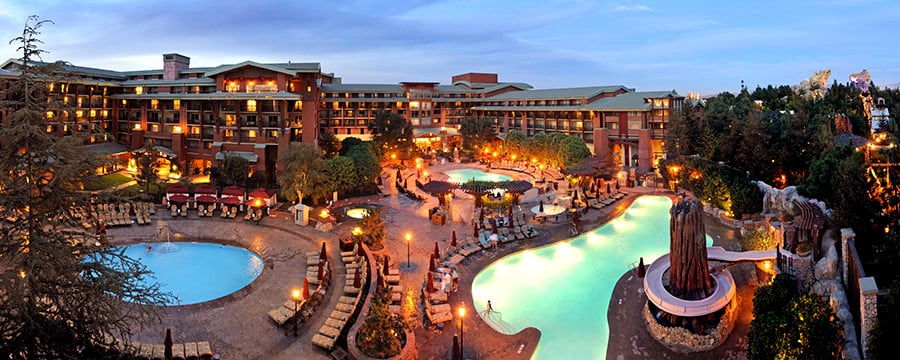 Disney S Grand Californian Hotel Spa Disney Vacation Club