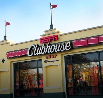 <h2>ESPN CLUBHOUSE SHOP</h2>