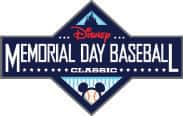 Disney Memorial Day Baseball Classic Logo