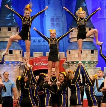 National High School Cheerleading Championship (UCA)